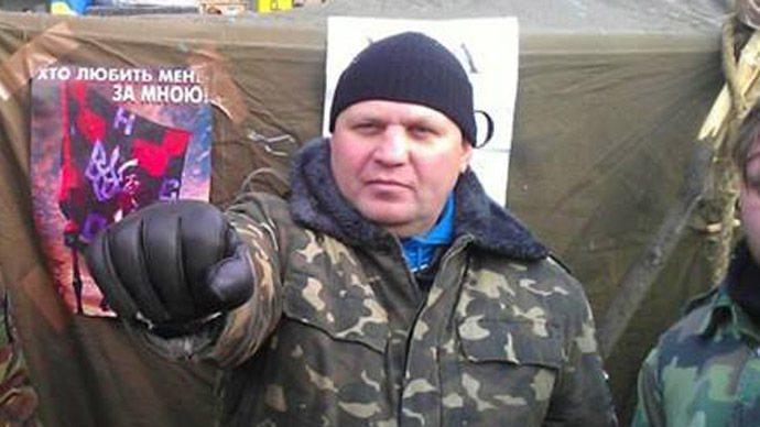 Ουκρανία: Δολοφονήθηκε ακροδεξιός παραστρατιωτικός (Βίντεο)