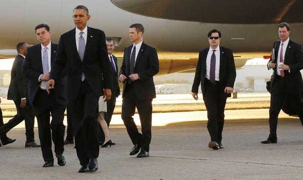 Μεθυσμένοι οι…τρεις σωματοφύλακες του Ομπάμα