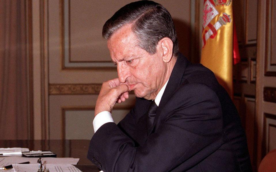 Ισπανία: Πέθανε ο πρώην πρωθυπουργός Σουάρες