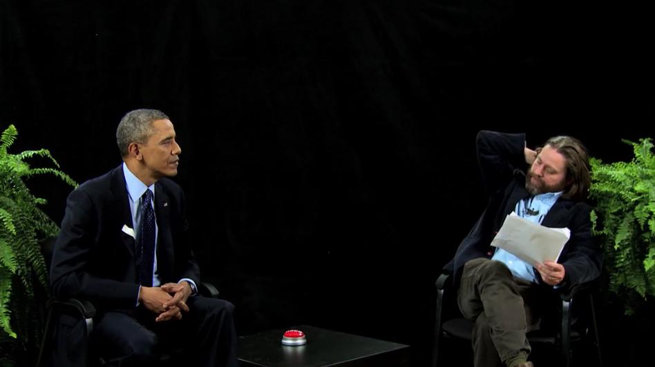 Obama VS Γαλυφιανάκης, μια επική συνέντευξη που έθιξε ακόμα και τις γαλοπούλες…