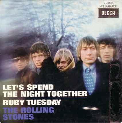 7/3/1965 Rolling Stones