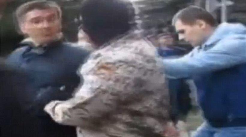 Επίθεση φιλορώσων κατά του Ουκρανού πολιτικού πριν τη δολοφονία (ΒΙΝΤΕΟ)