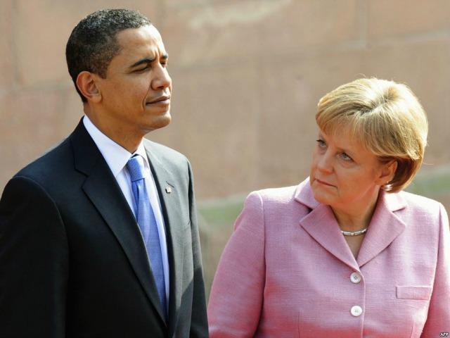 Τηλεδιάσκεψη Ομπάμα-Μέρκελ-Ολάντ-Κάμερον για το προσφυγικό