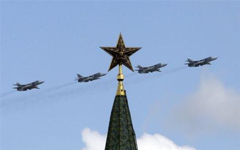 Ρωσία: Επίδειξη δύναμης από τον Πούτιν στην επέτειο νίκης στο Β΄Παγκόσμιο Πόλεμο