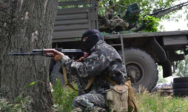 Ουκρανία: Συνεχίζεται η αιματοχυσία