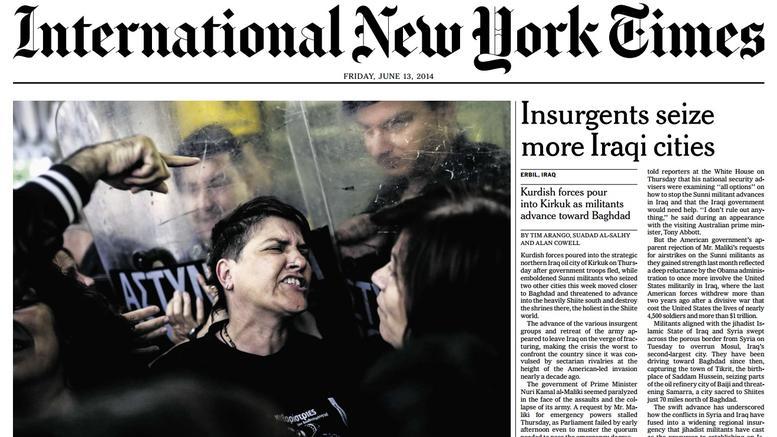 NY TIMES: Σύμβολο αντίστασης οι καθαρίστριες