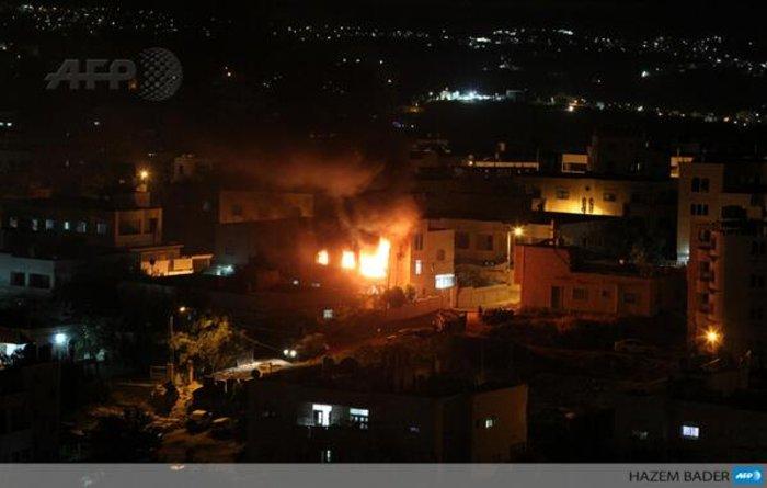 Ολονύχτιοι βομβαρδισμοί στη Γάζα