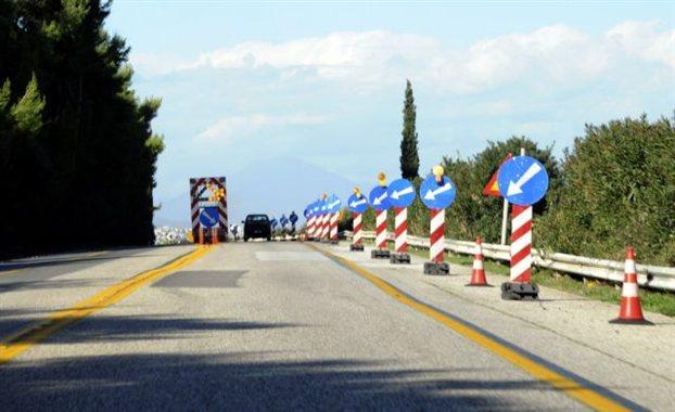 Κυκλοφοριακές ρυθμίσεις στην παλαιά και στη νέα εθνική οδό Πατρών – Κορίνθου