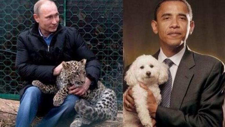 Ψυχρός πόλεμος Πούτιν-Ομπάμα στο Twitter