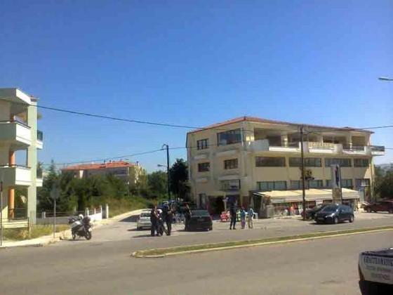 Θρίλερ με οπλισμένο αγρότη στην Κοζάνη