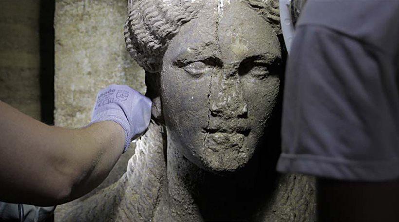 Τα μυστικά της Αμφίπολης και οι «μαγεμένες κόρες»