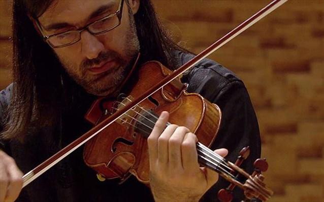 Το «Όσκαρ κλασικής μουσικής» απέσπασε ο Λεωνίδας Καβάκος