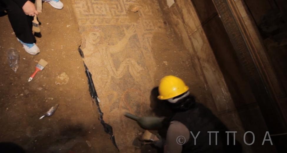 Ξυδάκης: Σόου η ανασκαφή της Αμφίπολης