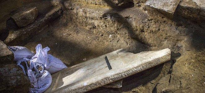 Αμφίπολη: Αποκαλύφθηκε τεχνητό όρυγμα