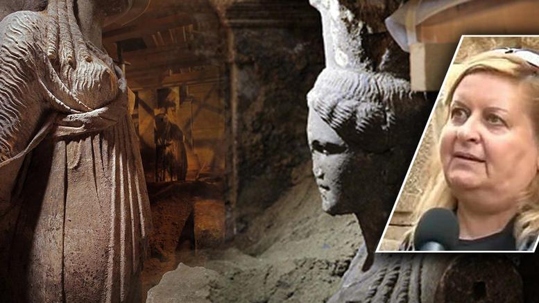 Περιστέρη: Αν ο τάφος έχει συληθεί,ανήκει σε κάποιον πολύ μεγάλο