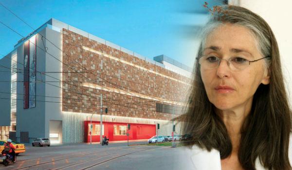 Απομακρύνεται η Άννα Καφέτση από την διεύθυνση του Εθνικού Μουσείου Σύγχρονης Τέχνης