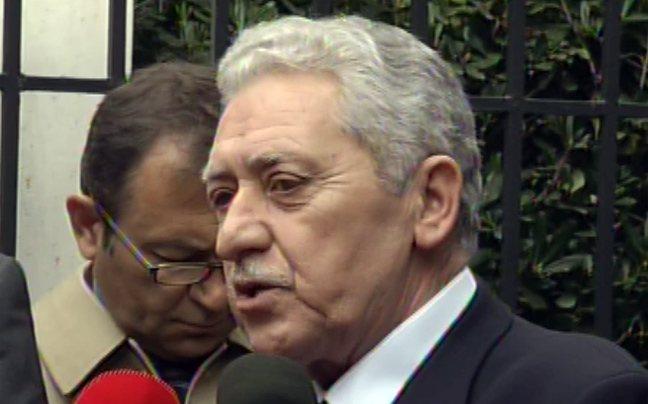 Κουβέλης μετά τη συνάντηση με Τσίπρα: Μεταρρυθμίσεις χωρίς υφεσιακό χαρακτήρα