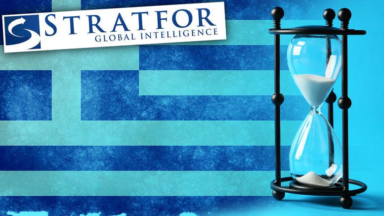 Stratfor: «Ωρα μηδέν» για την Ελλάδα ο Ιούνιος