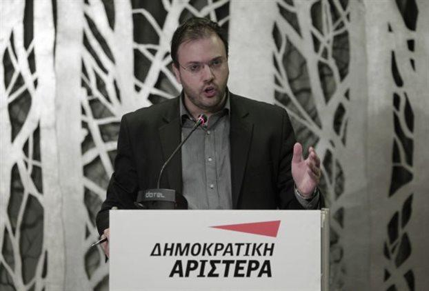 Θ. Θεοχαρόπουλος: Στόχος μου να αποκτήσουμε διακριτό πολιτικό πλαίσιο (Βίντεο)