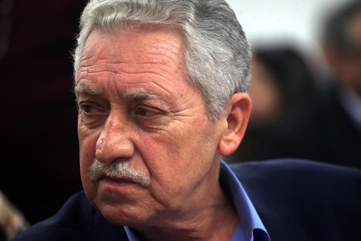 Φ. Κουβέλης: Η κυβέρνηση δεν έλαβε εντολή για ρήξη και ηρωική έξοδο