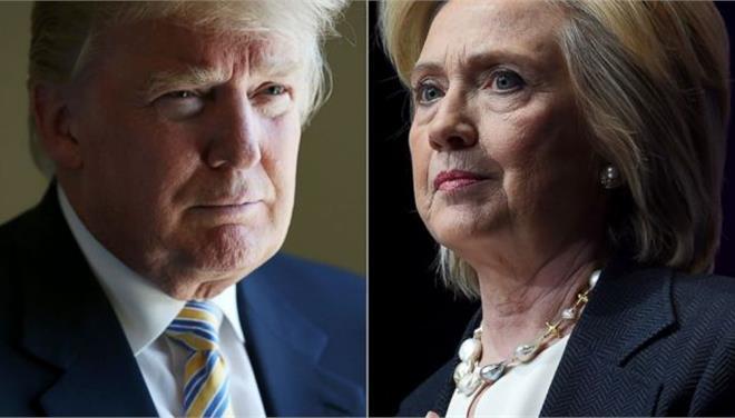 Κλείνει την ψαλίδα με Χίλαρι ο Ντόναλντ Τραμπ