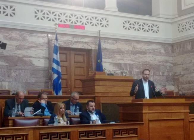 Θεοχαρόπουλος: Οφείλουμε να ακούμε τους αγρότες και να βρίσκουμε λύσεις στα προβλήματα (video)
