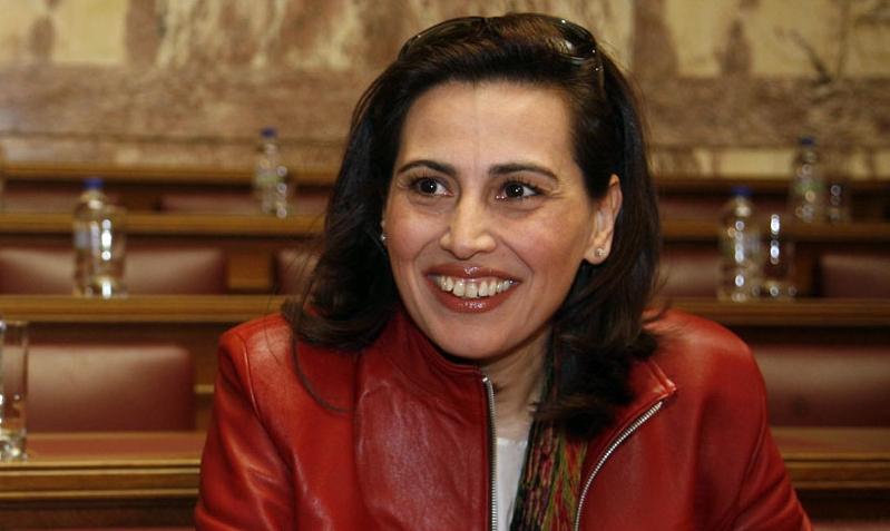 Η Χαρά Κεφαλίδου στο Badiera.gr: Στο τραπέζι της Κεντροαριστεράς χωρούν μόνο τα καθαρά λόγια