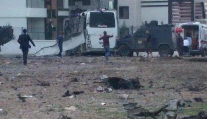Νέα αιματοχυσία στο Ντιγιαρμπακίρ – 7 νεκροί