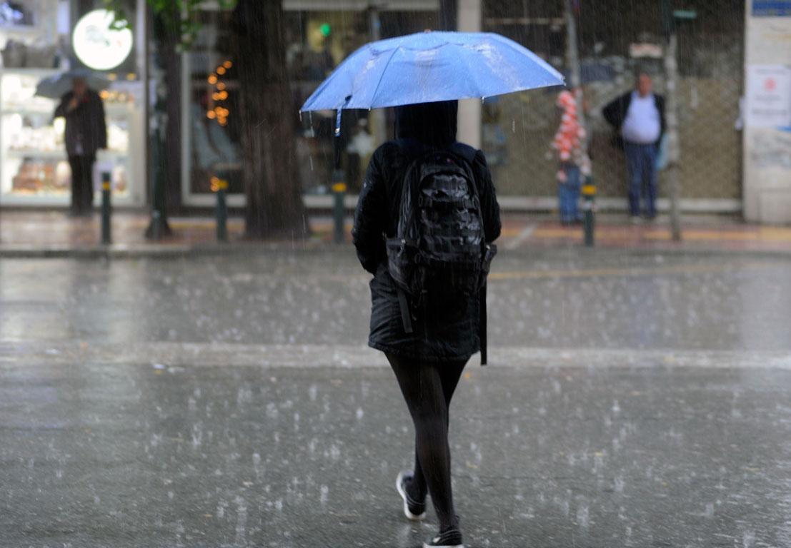 ΕΜΥ: Ραγδαία επιδείνωση του καιρού