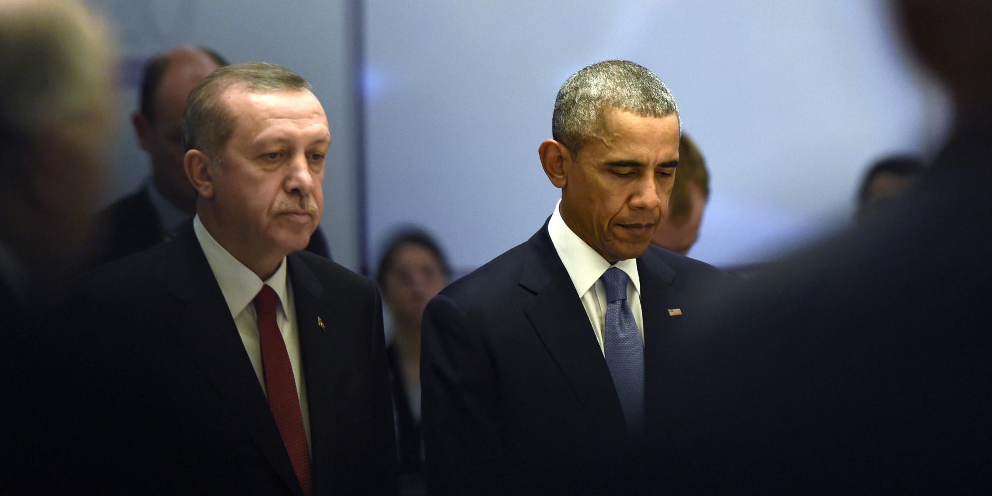 «Πόρτα» Ομπάμα σε Ερντογάν