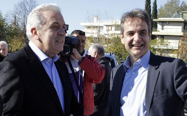 Αβραμόπουλος «αδειάζει» Κυριάκο για άμεσες εκλογές