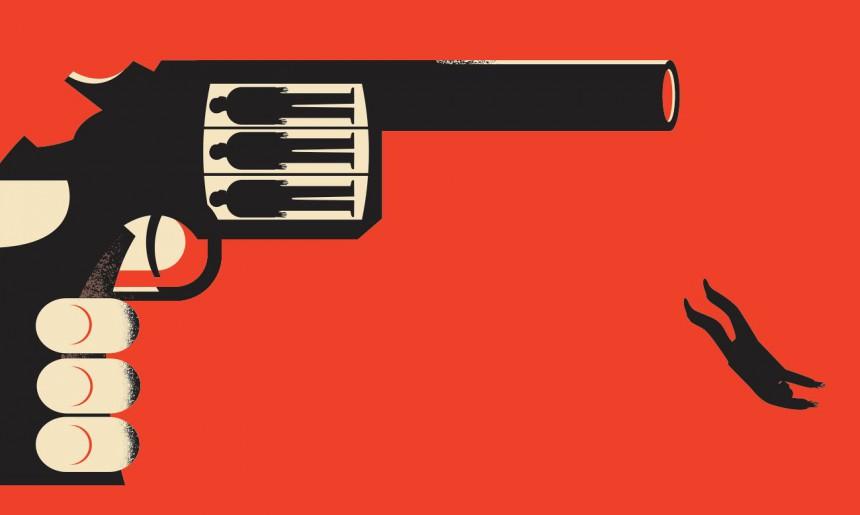 Ο ήχος των όπλων. Του Νικόλα Σεβαστάκη
