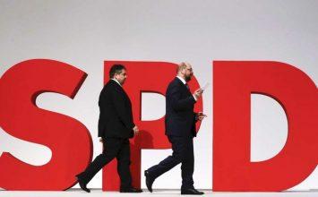 Προβάδισμα σε δημοσκόπηση για το SPD, πρώτη φορά μετά το 2006