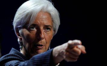 Λαγκάρντ: Η Ελλάδα δεν χρειάζεται κούρεμα χρέους