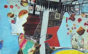Την Τετάρτη 15 Δεκεμβρίου τα εγκαίνια της έκθεσης «Sticky Fingers» με Μπερδεκλή, Ντόκο και Πάτσιο