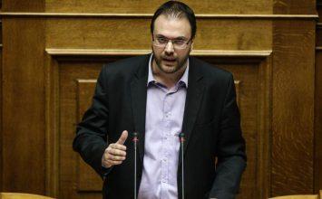 """Θεοχαρόπουλος: """"Ναι στην ολοκλήρωση, όχι στην Ευρώπη πολλών ταχυτήτων"""" (Βίντεο)"""