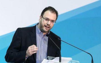 Ομιλία Θεοχαρόπουλου στη Κοζάνη: Ώρα για την νέα μεγάλη παράταξη της Κεντροαριστεράς