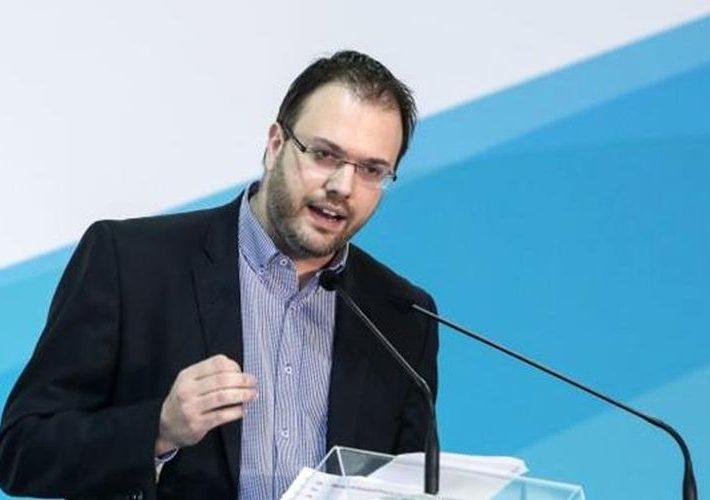 Θεοχαρόπουλος: Ο πρωθυπουργός για ακόμη μια φορά είναι εκτός πραγματικότητας