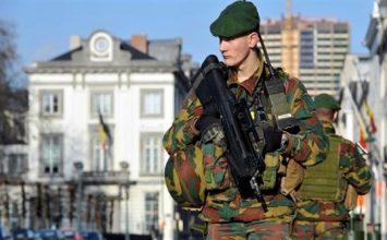 Απετράπη τρομοκρατική επίθεση στην Αμβέρσα – Συνελήφθη Γάλλος ως ύποπτος