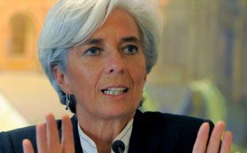 Λαγκάρντ: Απαραίτητη η αναδιάρθρωση του ελληνικού χρέους