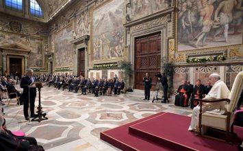 Πάπας Φραγκίσκος: Η Ευρώπη κινδυνεύει να πεθάνει χωρίς νέο όραμα