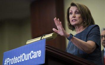 Πελόζι: Νίκη του αμερικανικού λαού η διαφύλαξη του Obamacare