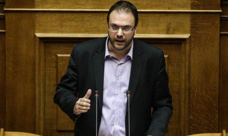 Θεοχαρόπουλος για τέμενος: Τα ανθρώπινα δικαιώματα πάνω από τις μικροκομματικές σκοπιμότητες (Βίντεο)