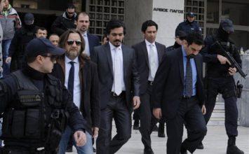 Απέρριψε το Συμβούλιο Εφετών την έκδοση τριών από τους 8 τούρκους αξιωματικούς
