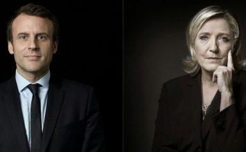 Γκάλοπ: Μακρόν 61% – Λεπέν 39% στον β' γύρο