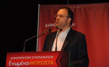 Θεοχαρόπουλος: Οι αυταπάτες της κυβέρνησης έχουν επώδυνες συνέπειες για την κοινωνία (Βίντεο)