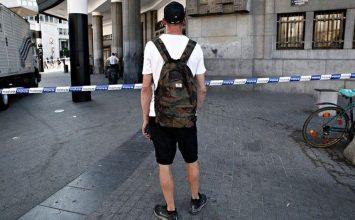 Ταυτοποιήθηκε ο δράστης της επίθεσης στις Βρυξέλλες