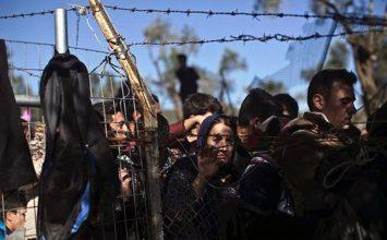 Εξέγερση και επεισόδια στο κέντρο υποδοχής προσφύγων στη Μόρια