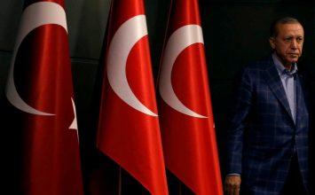 Ο Ερντογάν απειλεί τις εταιρείες γεωτρήσεων στην Κύπρο